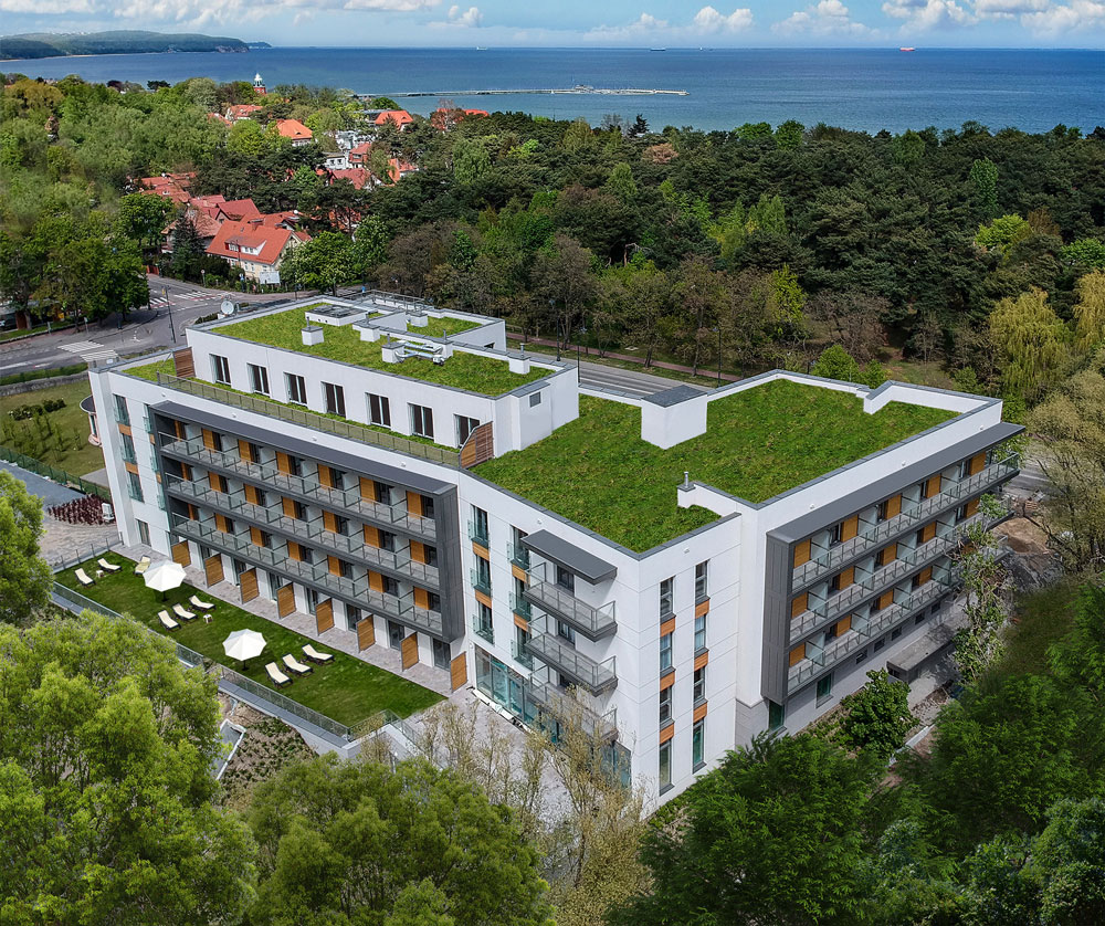Sopotorium Medical Resort hotel SPA nad morzem